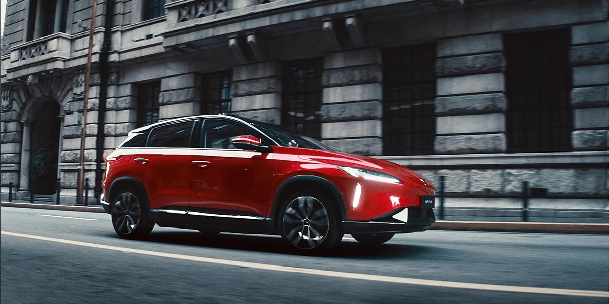 XPeng kicks-off sales of Tesla-infused EV for €30,000 - electrive com