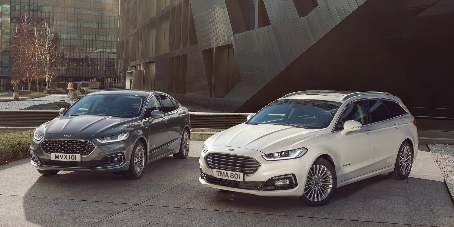One Of The Most Important Innovations Is That Mondeo Series Now Also Includes A Hybrid Station Wagon