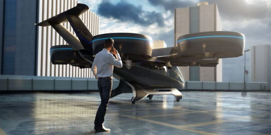 Bell Nexus VTOL to be new flying Uber taxi by 2020