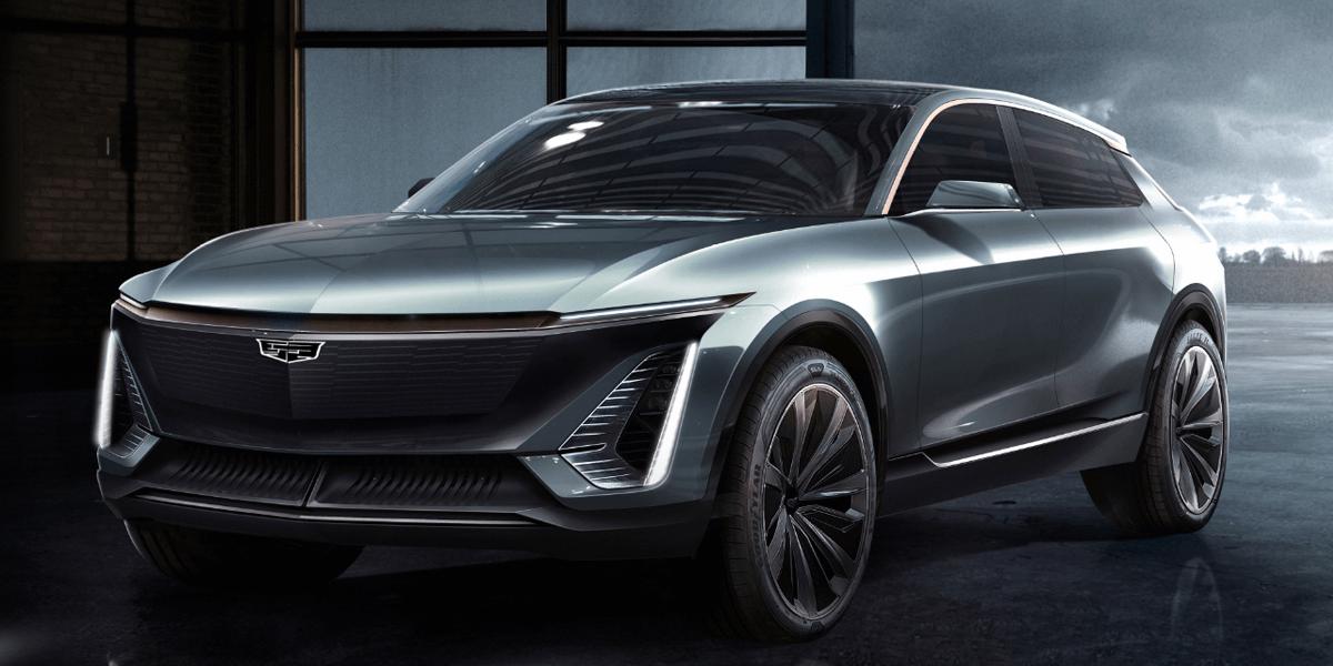 GM aims to make Cadillac lead EV brand - electrive.com