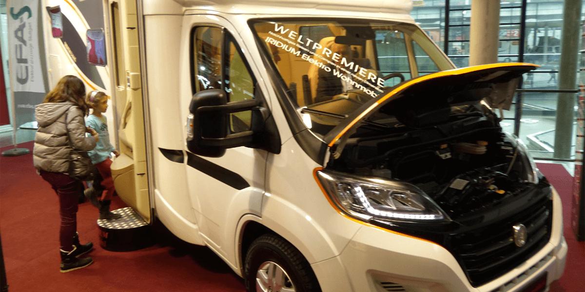 Iridium presents new fully electric camper - electrive com