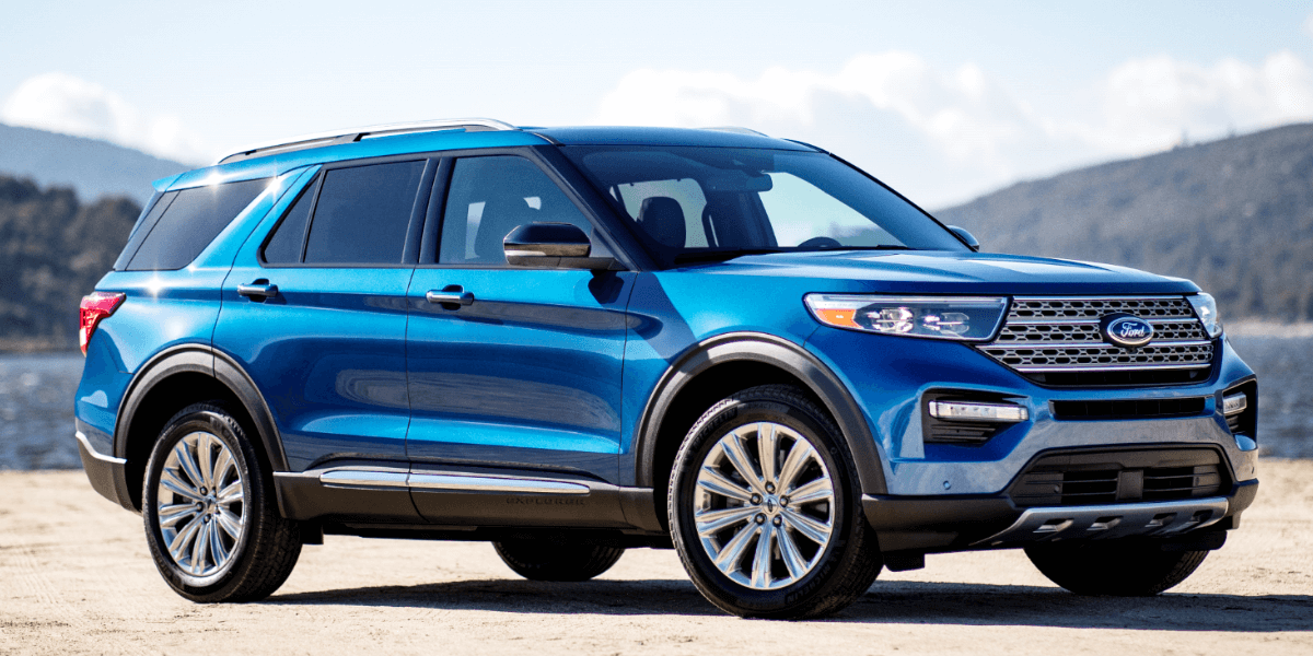 Ford Hybrid Suv >> Ford Presents Explorer Hybrid In Detroit Electrive Com
