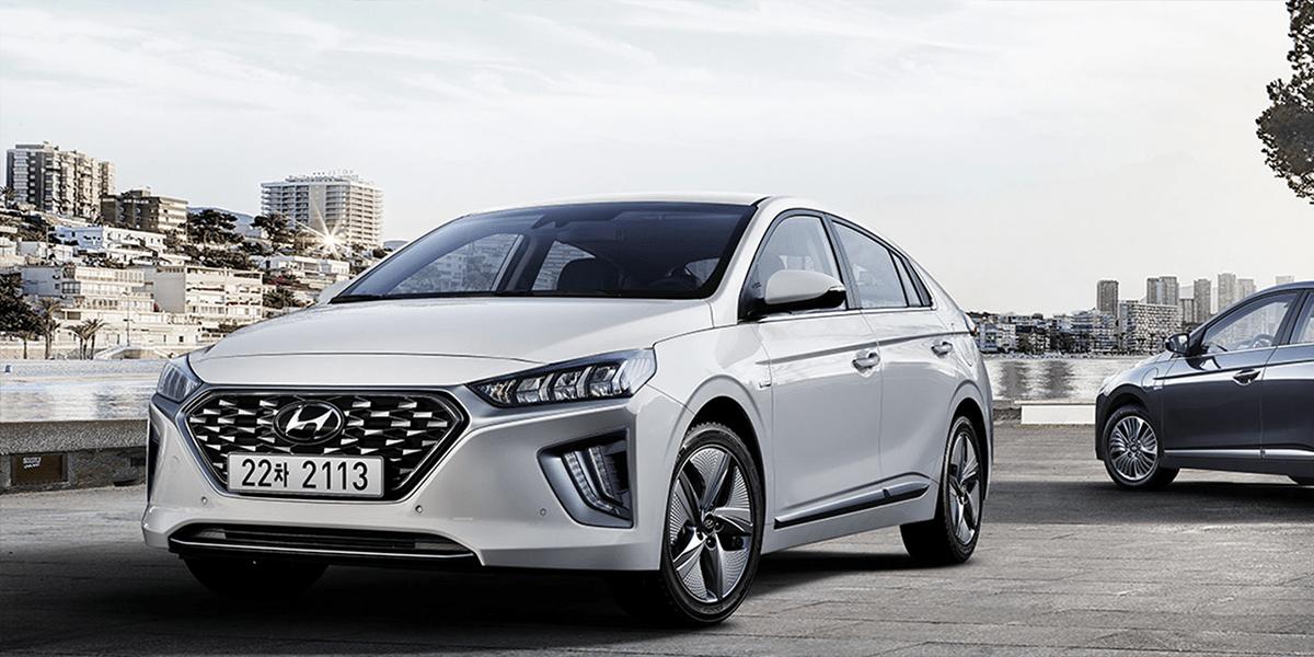 Hyundai Ioniq Hybrid 2019 01 Min
