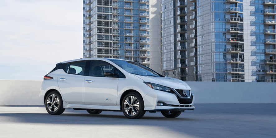 Nissan Leaf with 62 kWh battery now up for order - electrive com