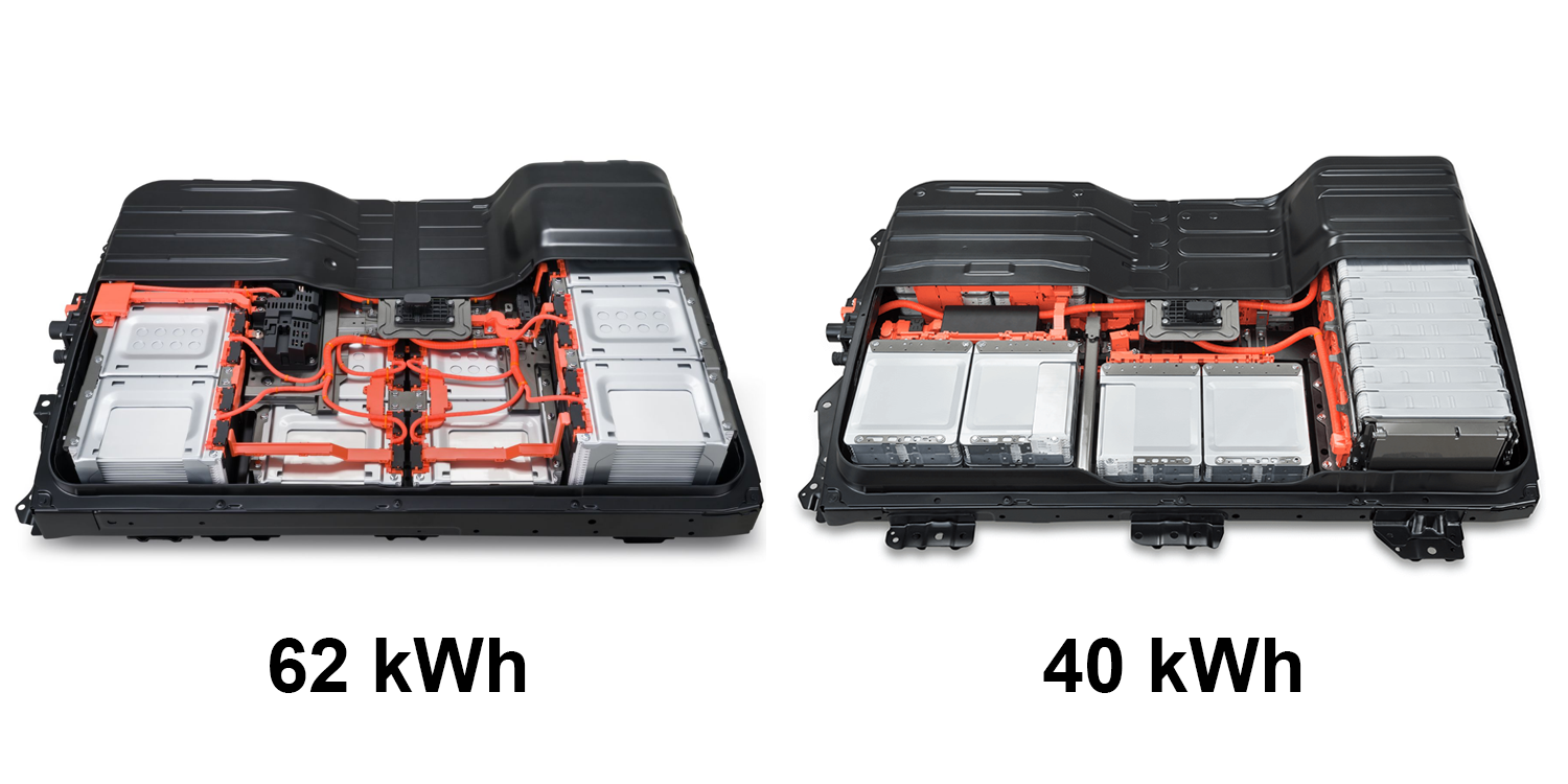 nissan says new 62 kwh leaf battery has aesc cells. Black Bedroom Furniture Sets. Home Design Ideas