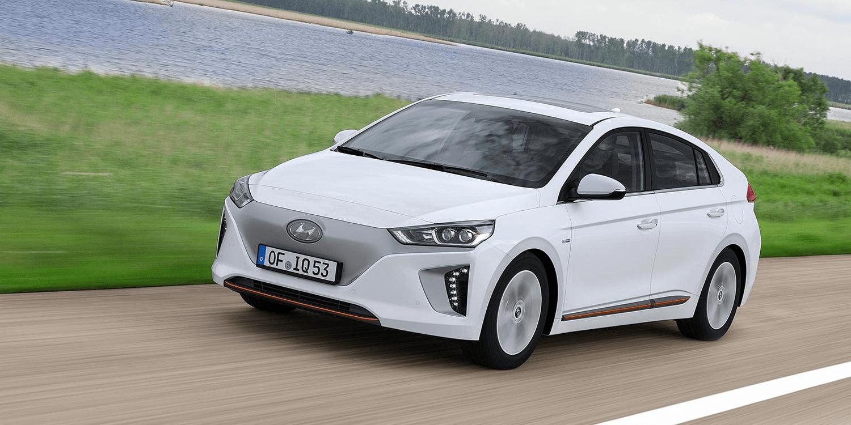 Hyundai Ioniq Electric 2016 Elektroauto