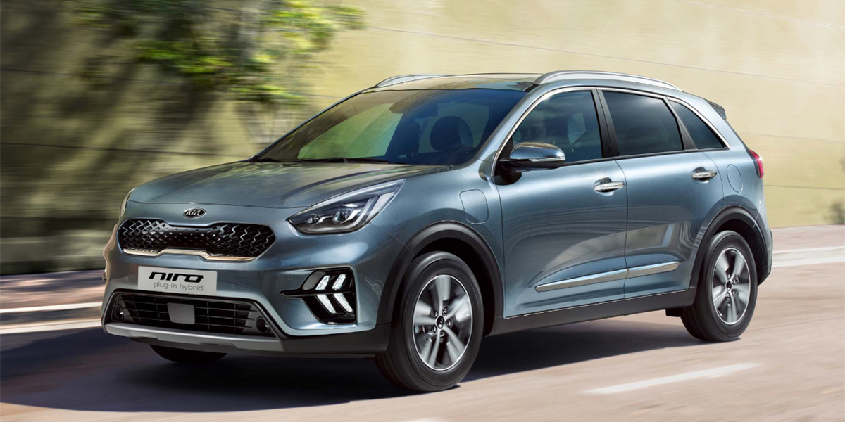 Following The Market Launch Of E Niro Kia Is Also Revising Two Hybrid Versions Model For Year 2020 New