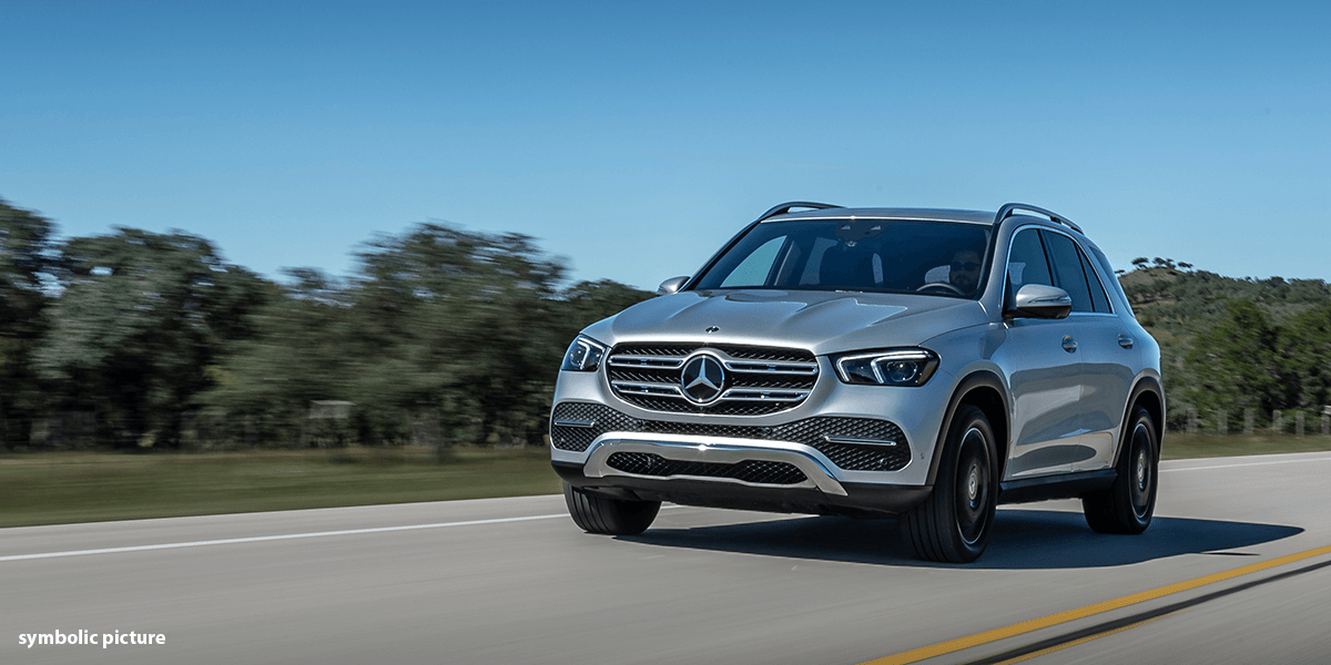 Mercedes Benz Gle 2019 Symbolid Picture 1
