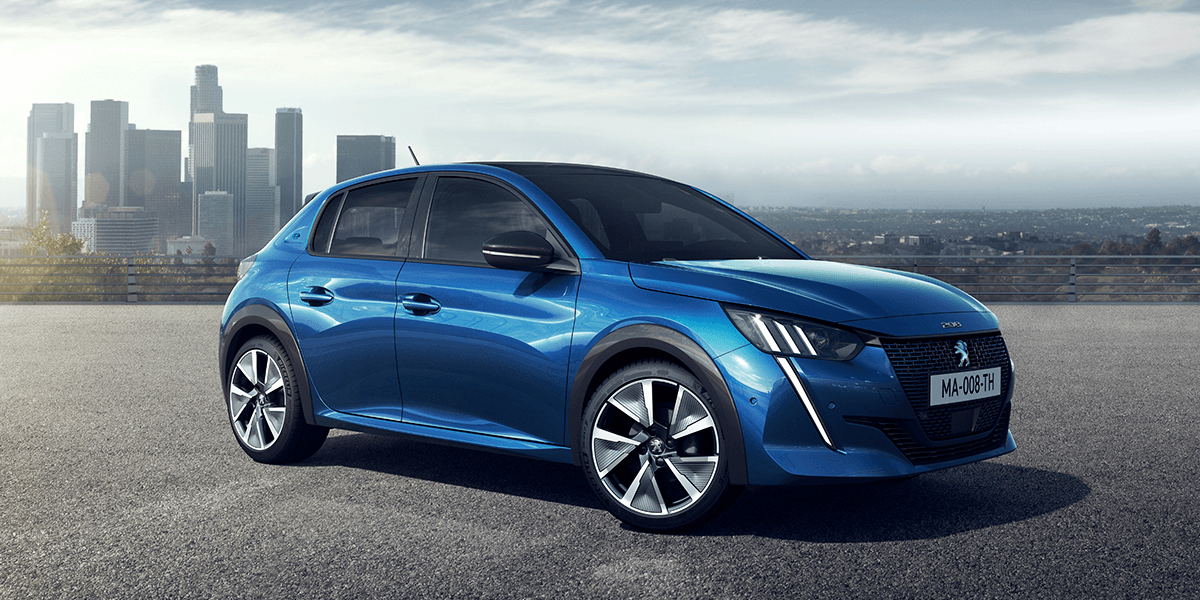 peugeot 208 up for order this year as electric car - electrive