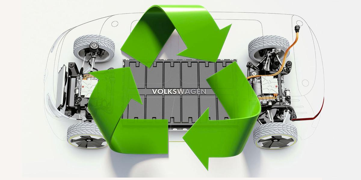Volkswagen Recycling