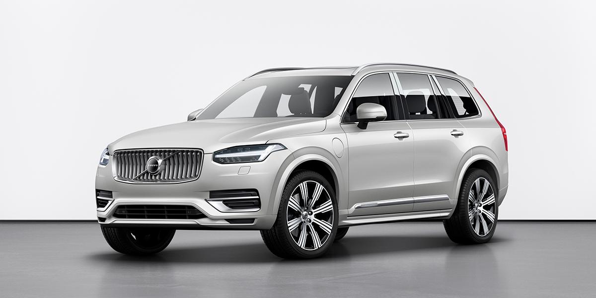 Volvo Xc90 Phev 2019