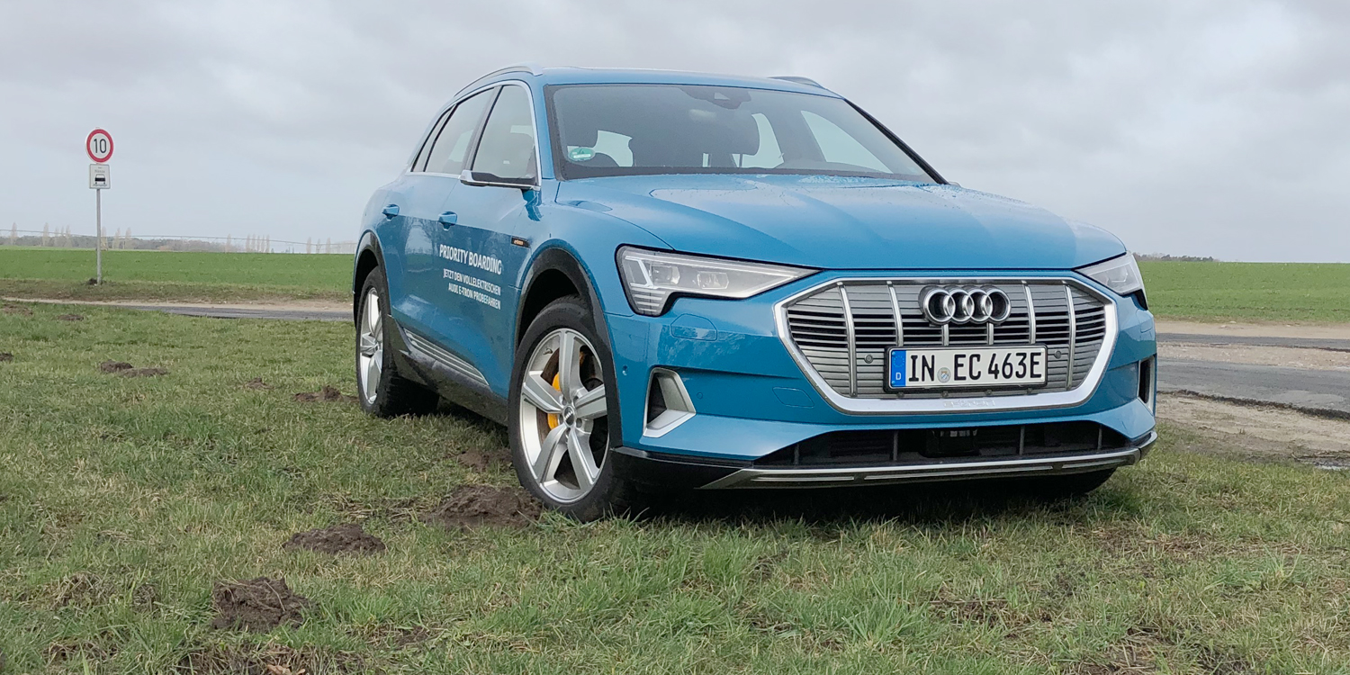 Is The Audi E Tron Truly A Tesla Fighter Electrive Editor In Chief Peter Schwierz Tested First Serial Generation From Ingolstadt For Weekend