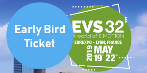 The First Tickets For Upcoming Electric Vehicle Symposium 32 Have Gone Live On Internet And Are Available Interested Parties