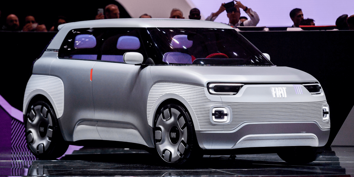 Fiat Electric Car >> Fiat Concept Centoventi Offers Outlook On Electric Panda Electrive Com