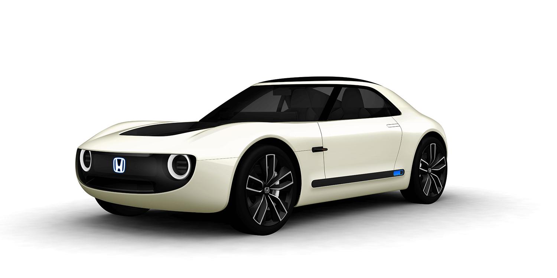 Honda Sports Ev Concept Tokyo Motor Show 2017