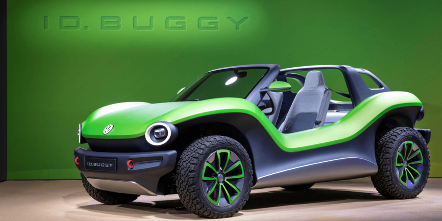 Volkswagen Dune Buggy >> VW opens dedicated EV platform MEB to external firms ...