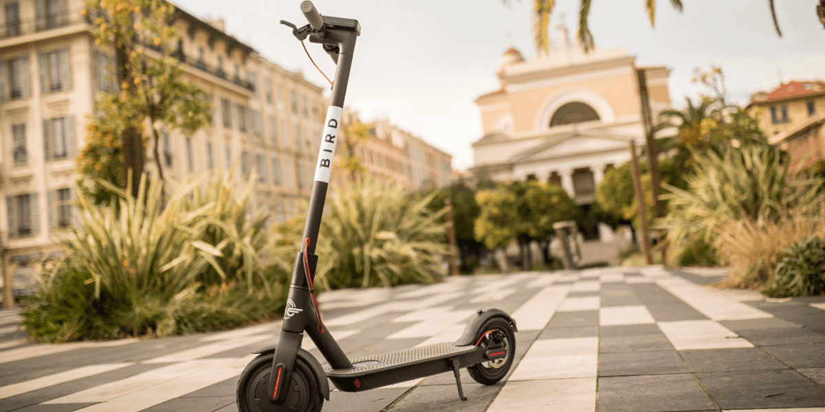 bird to launch 10 x more e scooters in 50 new cities electrive combird e tretroller electric kick scooter