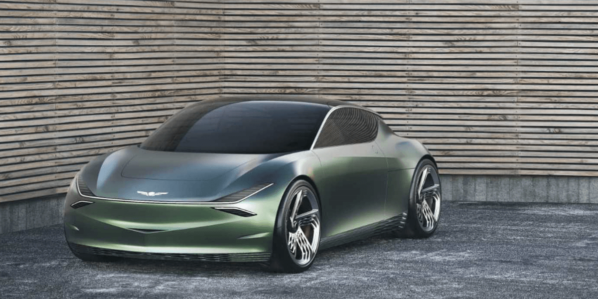 Genesis Latest Luxury Electric Car Concept Is Mint Electrive Com