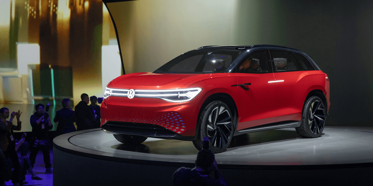 VW-SAIC reveal first MEB models for China - electrive com