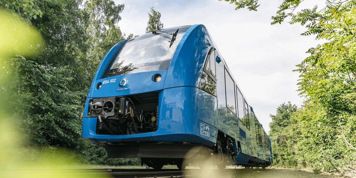 Deutschland beauftragt TÜV mit Normenfindung für H2-Züge