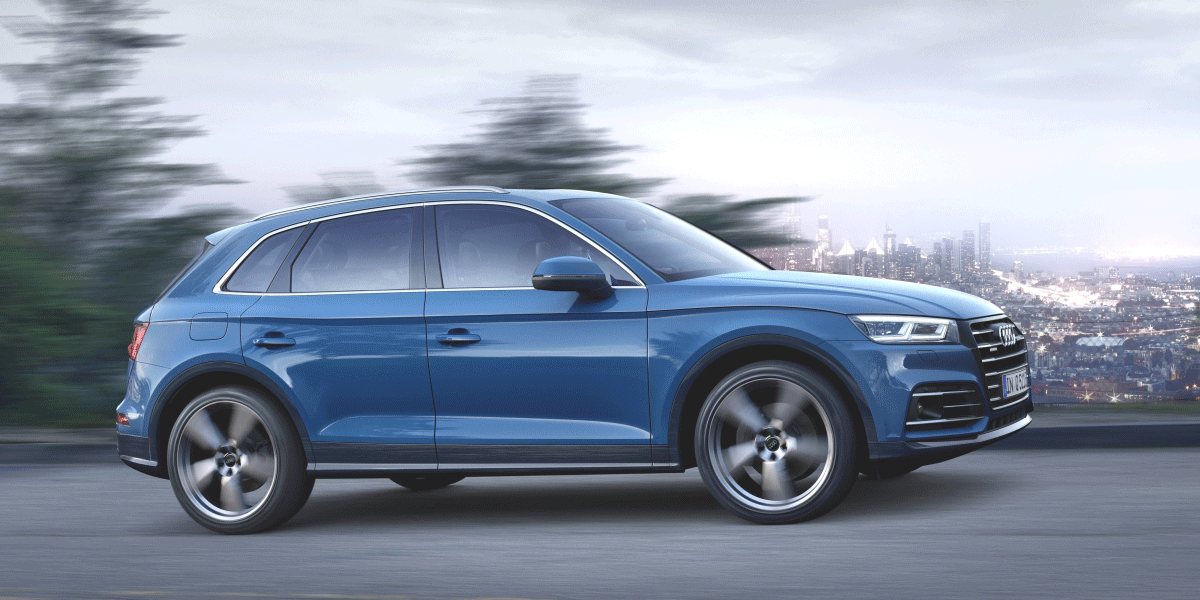 Audi's new PHEV called Q5 55 TFSI e quattro - electrive com