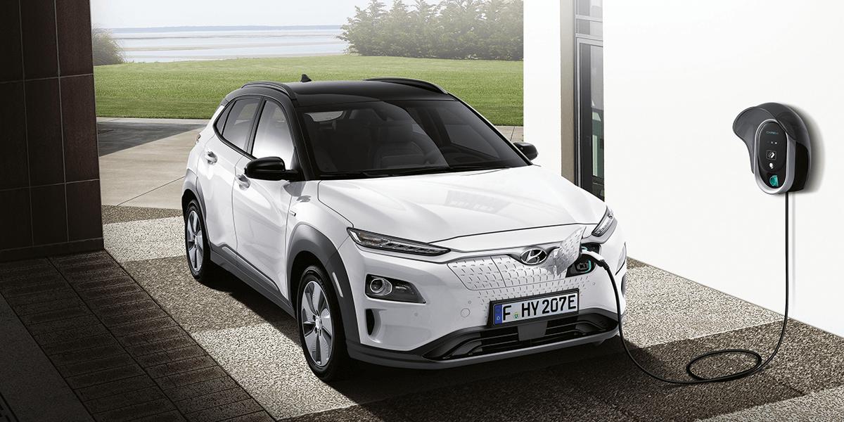 """Resultado de imagem para Hyundai kona EV korea"""""""