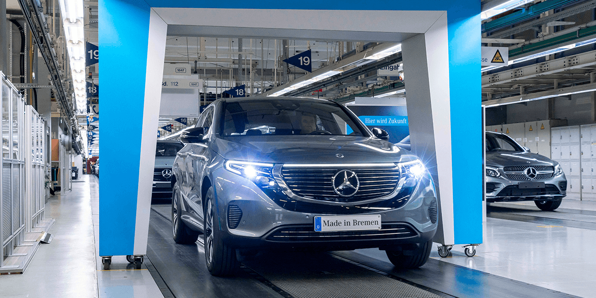 Mercedes-Benz to launch electric cars in India - electrive.com