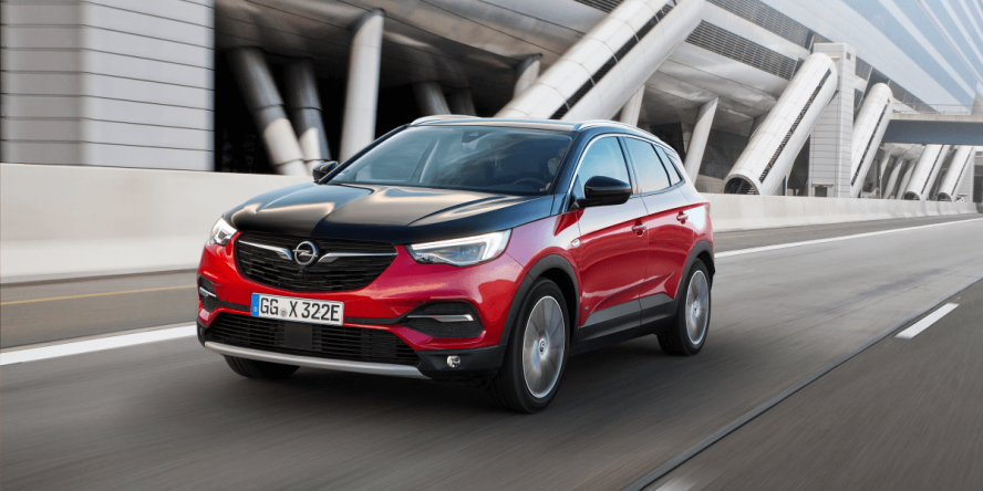 Opel Vauxhall Introducing Grandland X Phev Electrive Com
