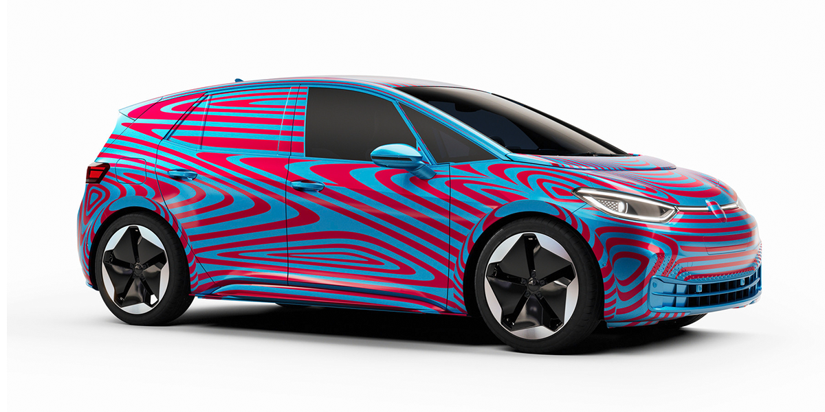 VW Accepting Pre-orders For The ID.3 Electric Car