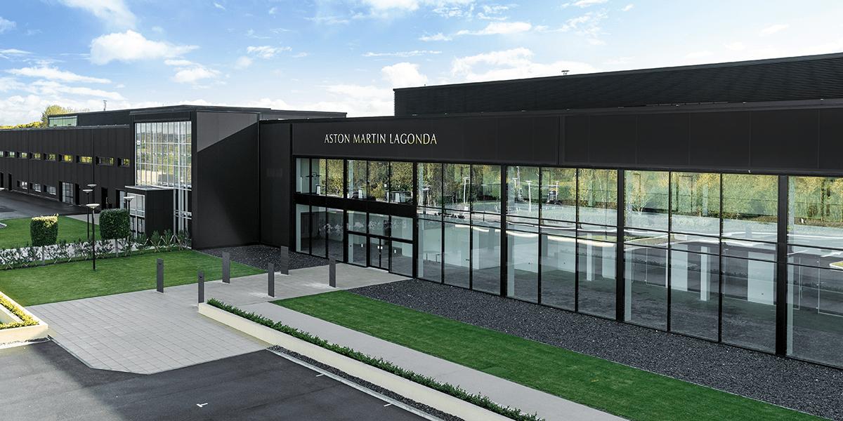 Aston Martin Starts Production At 2nd Uk Plant Electrive Com
