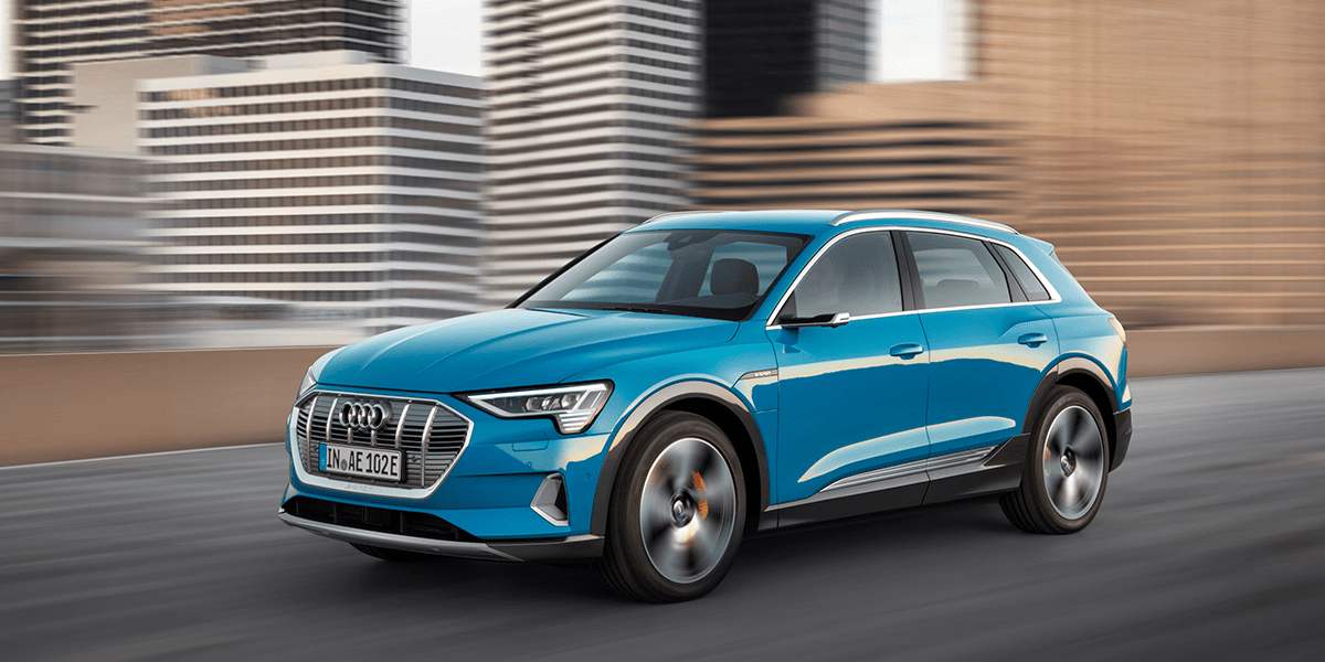 Audi E Tron Electric Car Arriving In India Soon Electrive Com