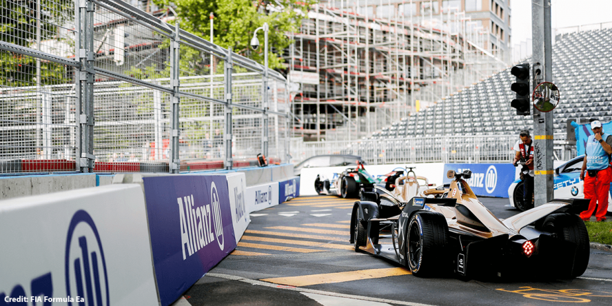 Formula E: Vergne closes in on Formula E title
