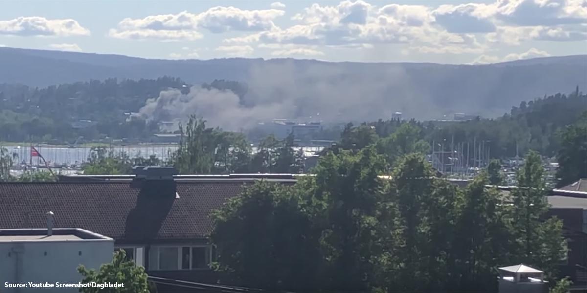 Norway: Explosion at hydrogen filling station - electrive com