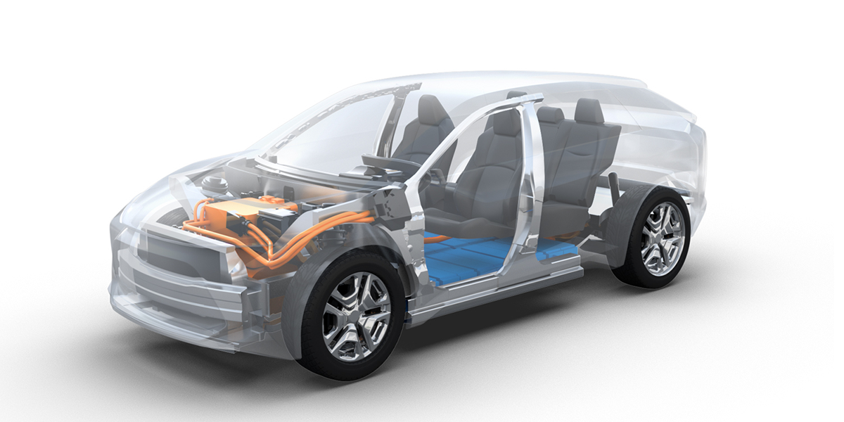 Toyota and Subaru to develop joint electric vehicle  platform