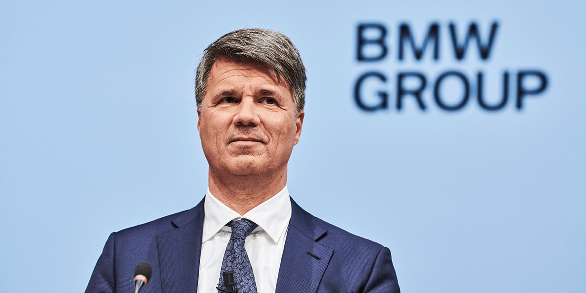 Bmw Ceo Harald Krüger To Retire From Board Electrive Com