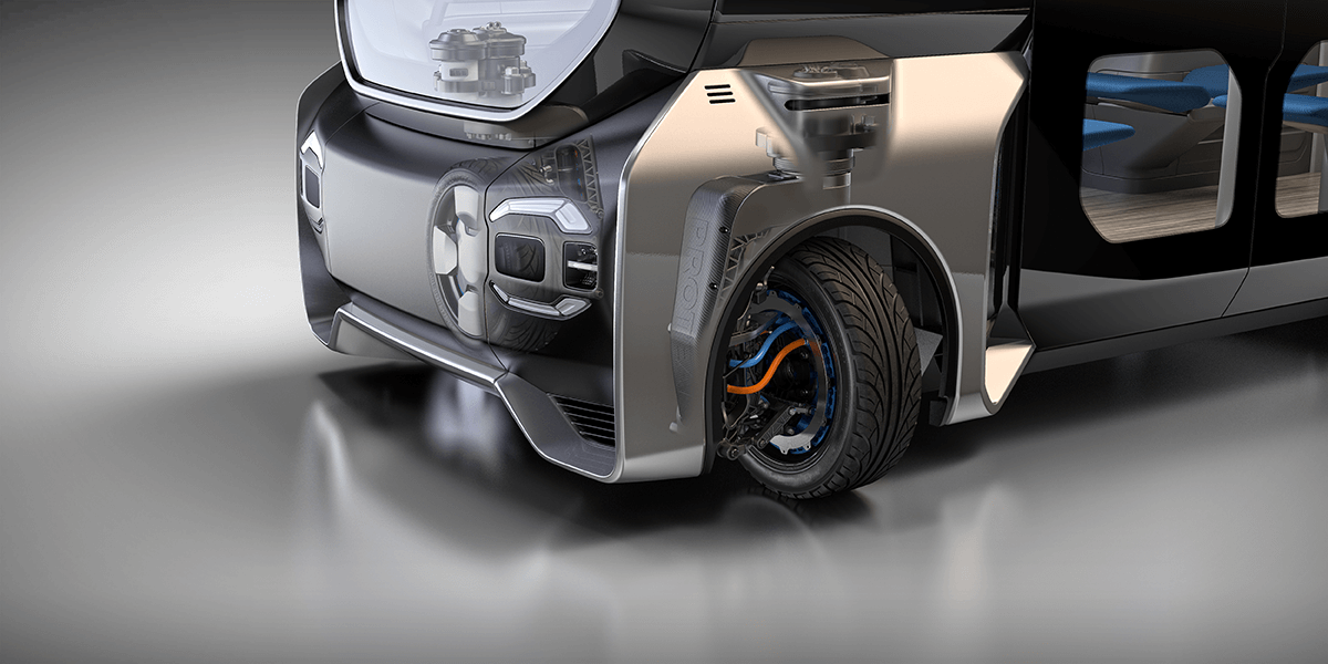 04 >> Protean S New Module Gives 360 Degree Manoeuvrability Electrive Com