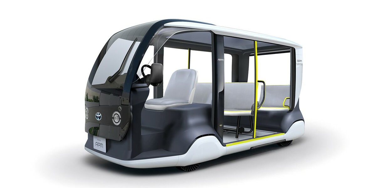 06 >> Toyota S Battery Electric Shuttle For 2020 Olympics Electrive Com