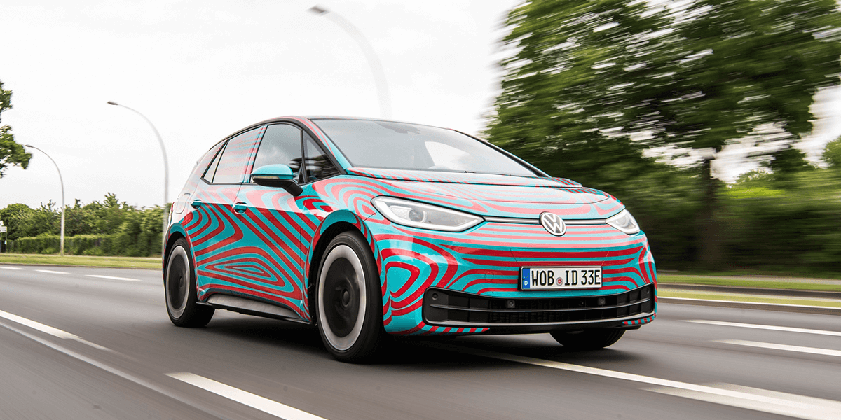 Pre-series production of VW's ID 3 has taken off - electrive com