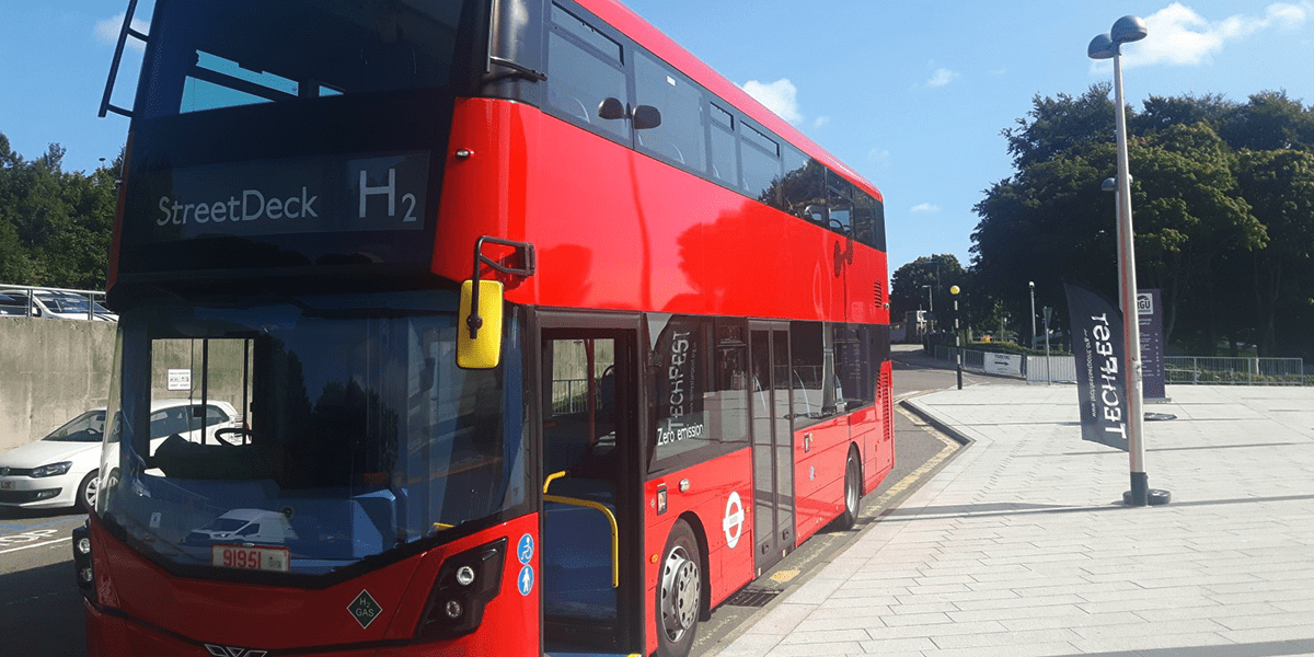 Aberdeen orders another 15 hydrogen buses - electrive com