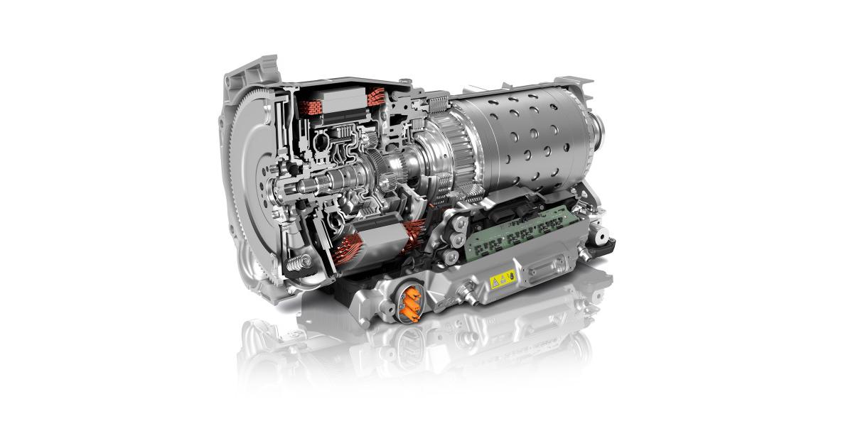 ZF reveals more details to hybrid drive - electrive com