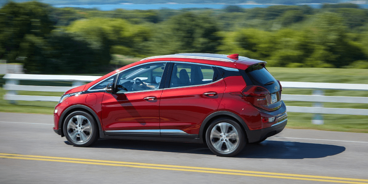 Chevy Bolt No Longer Subsidized In The Usa Electrive Com