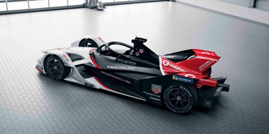 Porsche reveals the 99X Electric for Formula E - electrive com