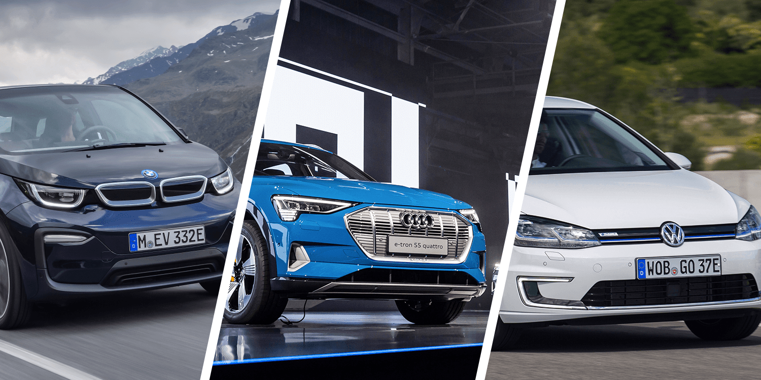 Study: German carmakers have catching up to do - electrive com