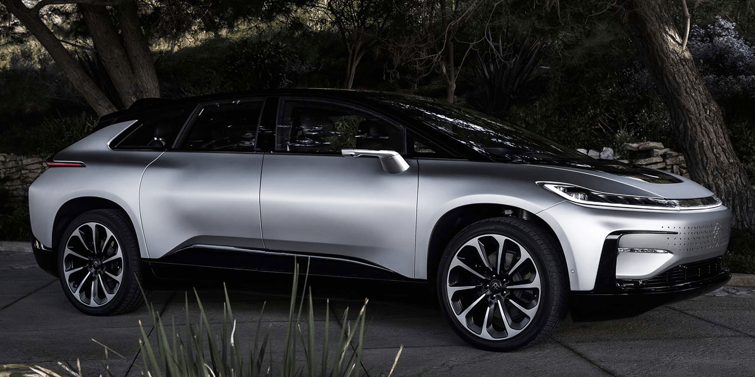 Faraday Future With New Business Strategy Electrive Com