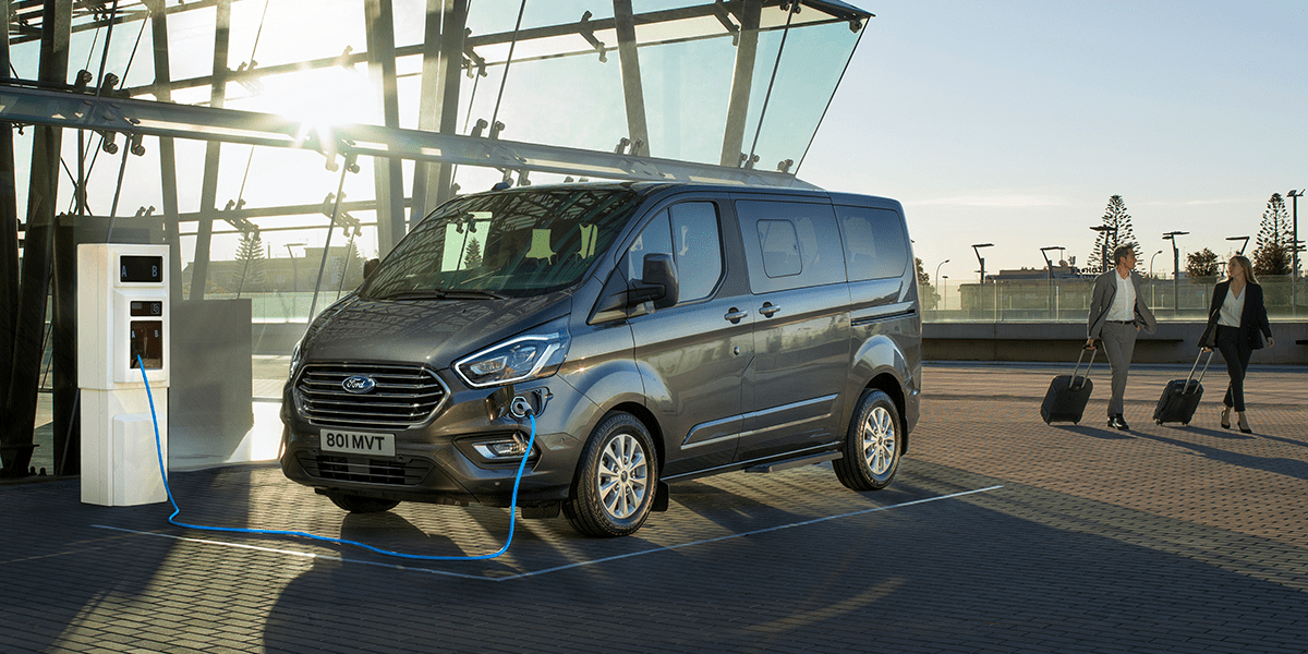 Ford Transit And Tourneo Custom Available As Phev Electrive Com
