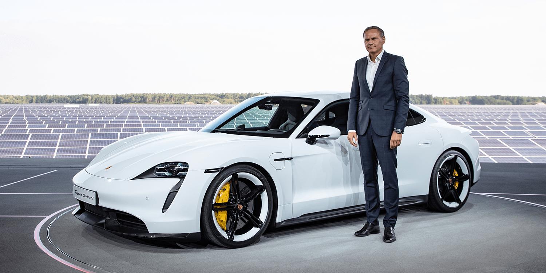 Blume Porsche