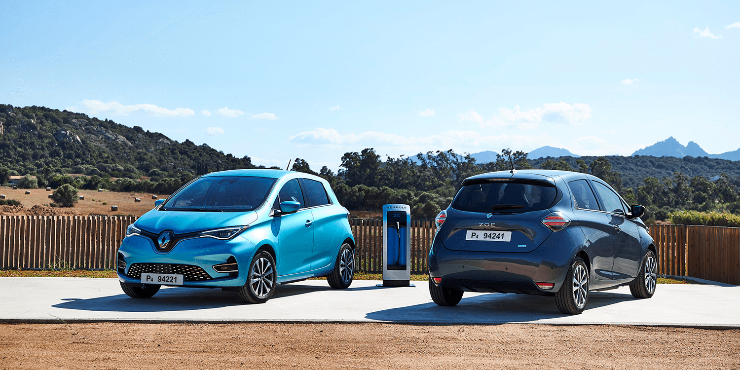 Renault confirms pricing for Zoe electric car - electrive.com