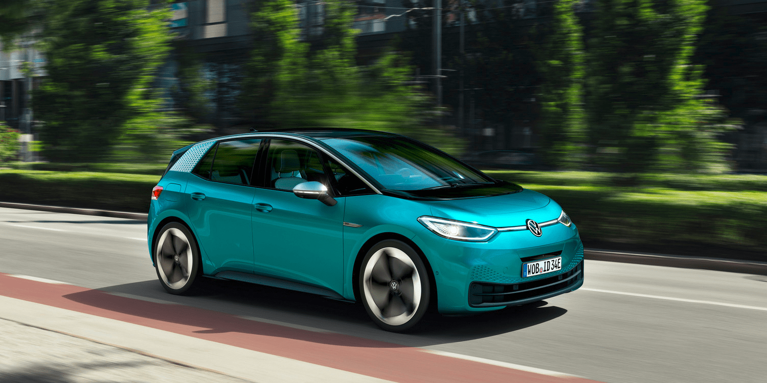 Most significant VW since the Beetle? ID.3 electric hatch revealed
