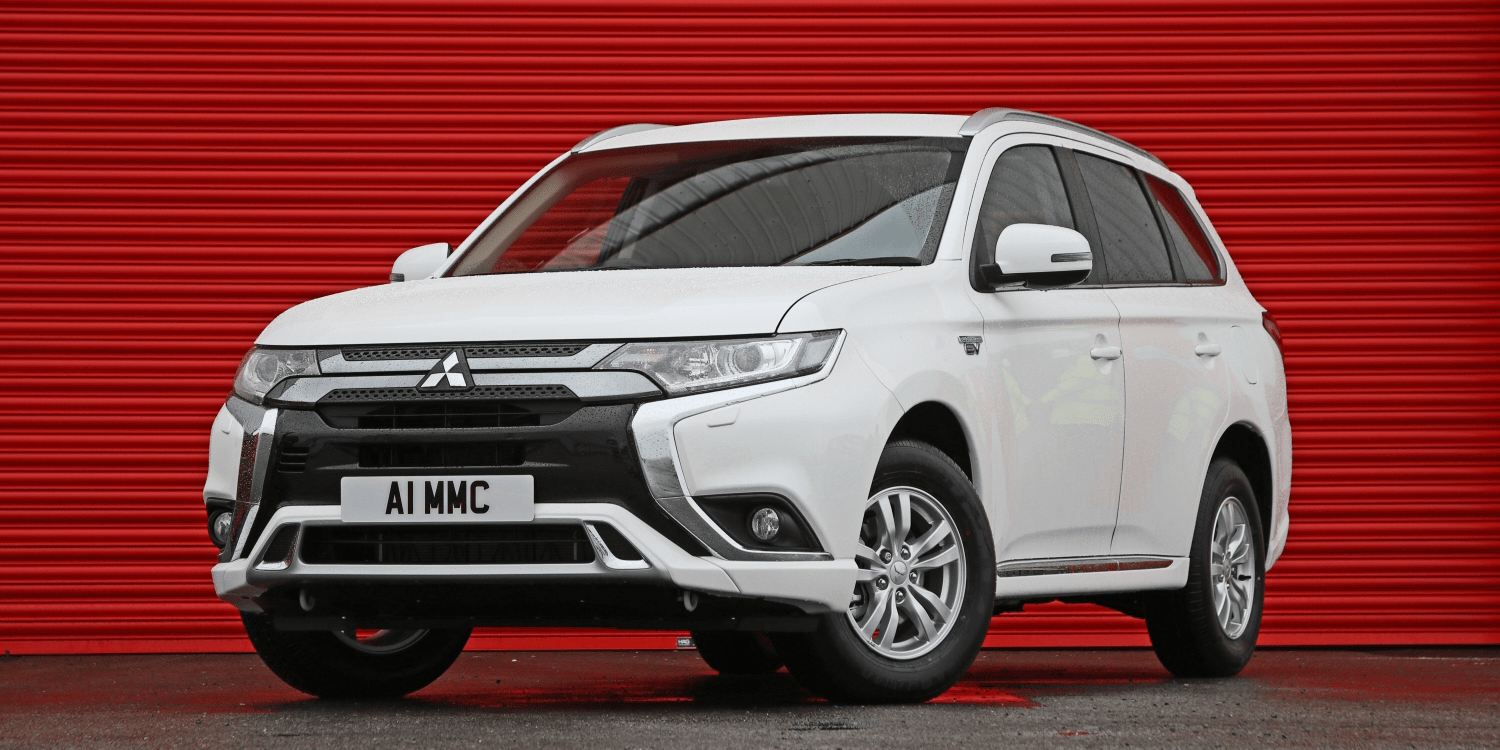 Mitsubishi Outlander Phev Hits Uk Market Electrive Com