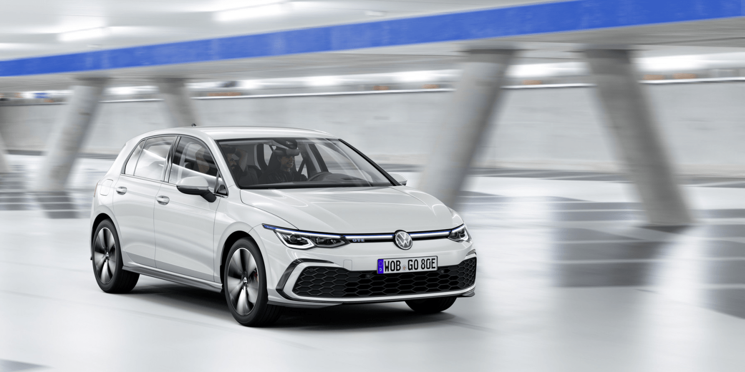 Volkswagen Presents Golf 8 With Five Hybrid Versions Electrive Com